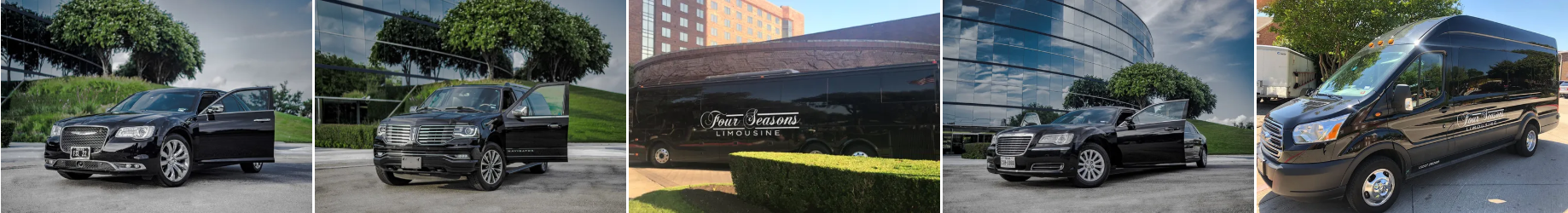 dallas fort worth limousines